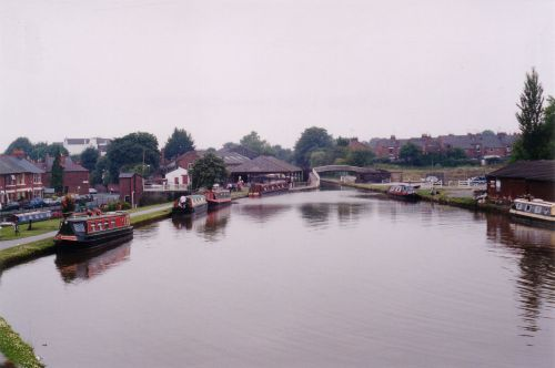 Chester basin - link to River Dee