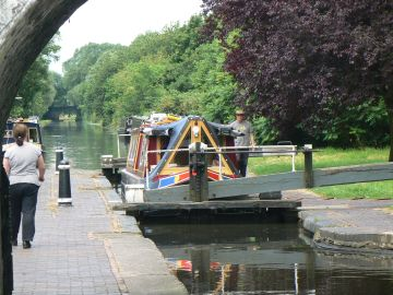 photo of 'paws' taken at Autherley Stop Lock