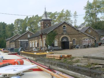 Bulbourne Maintenance Yard, Tring