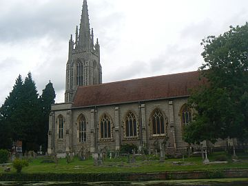 photo of All Saints Church (outside)