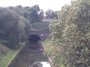 Netherton Tunnel, northern portal